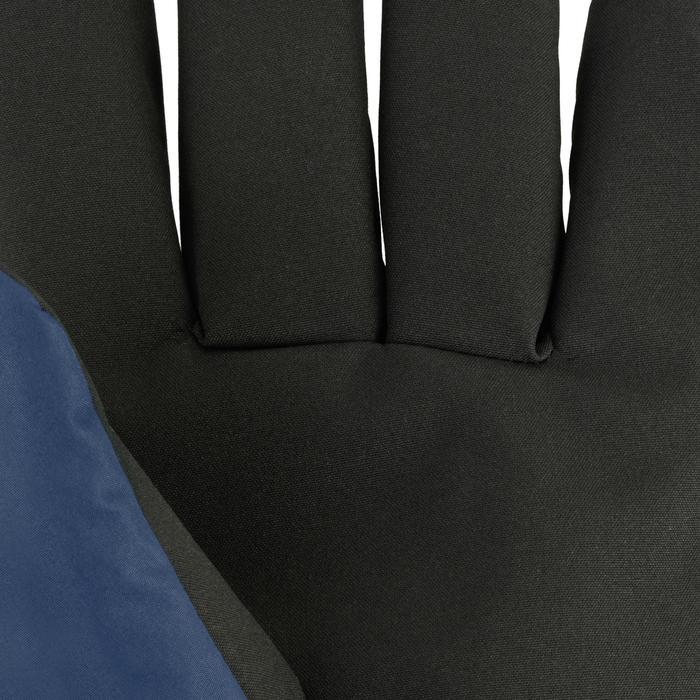 GANTS DE SKI DE PISTE ADULTE WARM FIT NOIRS - 1028438