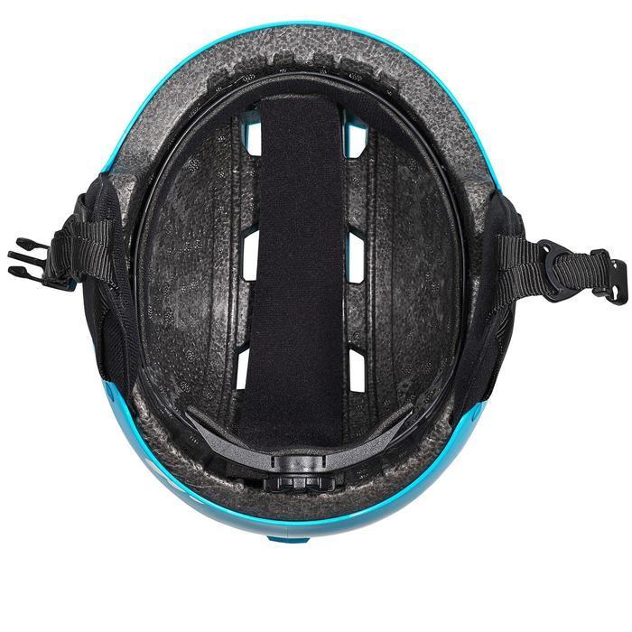 Casque de ski et de snowboard enfant H 100 bleu. - 1029002
