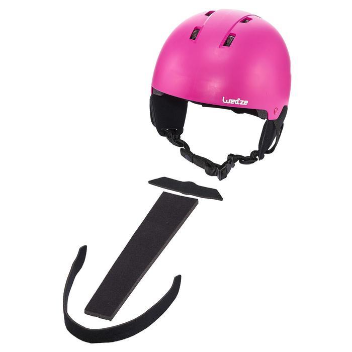Casque de ski et de snowboard enfant H 100 bleu. - 1029003