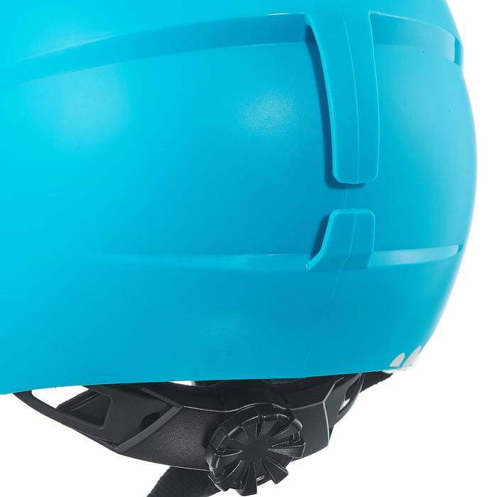 Ski- en snowboardhelm voor kinderen H 100 blauw