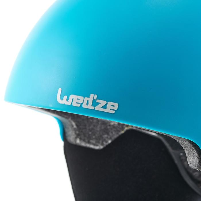 Casque de ski et de snowboard enfant H 100 bleu. - 1029017