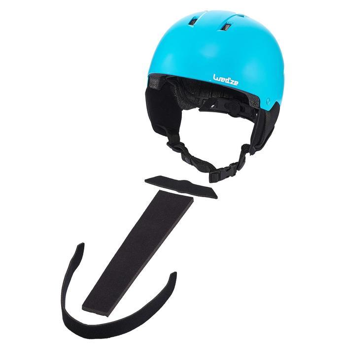 Casque de ski et de snowboard enfant H 100 bleu. - 1029054