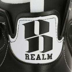 Inlineskates Realm Team USD voor stuntskaten, volwassenen, zwart/wit - 1029211