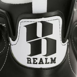 Inlineskates Realm Team USD voor stuntskaten, volwassenen, zwart/wit