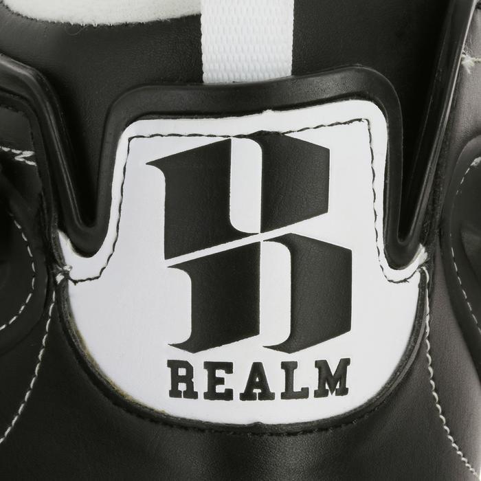 Patines Patinaje Freeride Skate Agresivo Powerslide Realm Team US Negro/Blanco