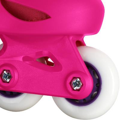 Patines niños PLAY3 rosado morado