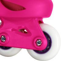 Patines para niños PLAY3 rosa morado