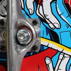 Skateboard voor kinderen Mid 3 Skull - 1029322