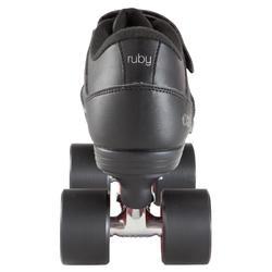 Derby quad Powerslide Chaya Ruby voor volwassenen zwart - 1029362