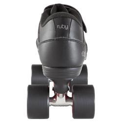 Rollschuhe Quad Derby Chaya Erwachsene schwarz