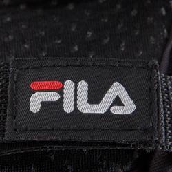 Set van 3 beschermers Fila voor volwassenen, voor skaten, skateboard zwart - 1029374
