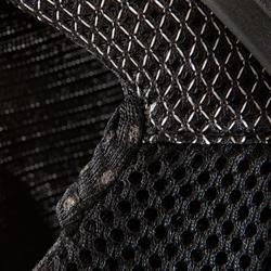 Set van 3 beschermers Fila voor volwassenen, voor skaten, skateboard zwart - 1029377