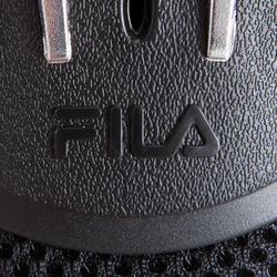 Set van 3 beschermers Fila volwassenen skeeleren skateboarden steppen zwart