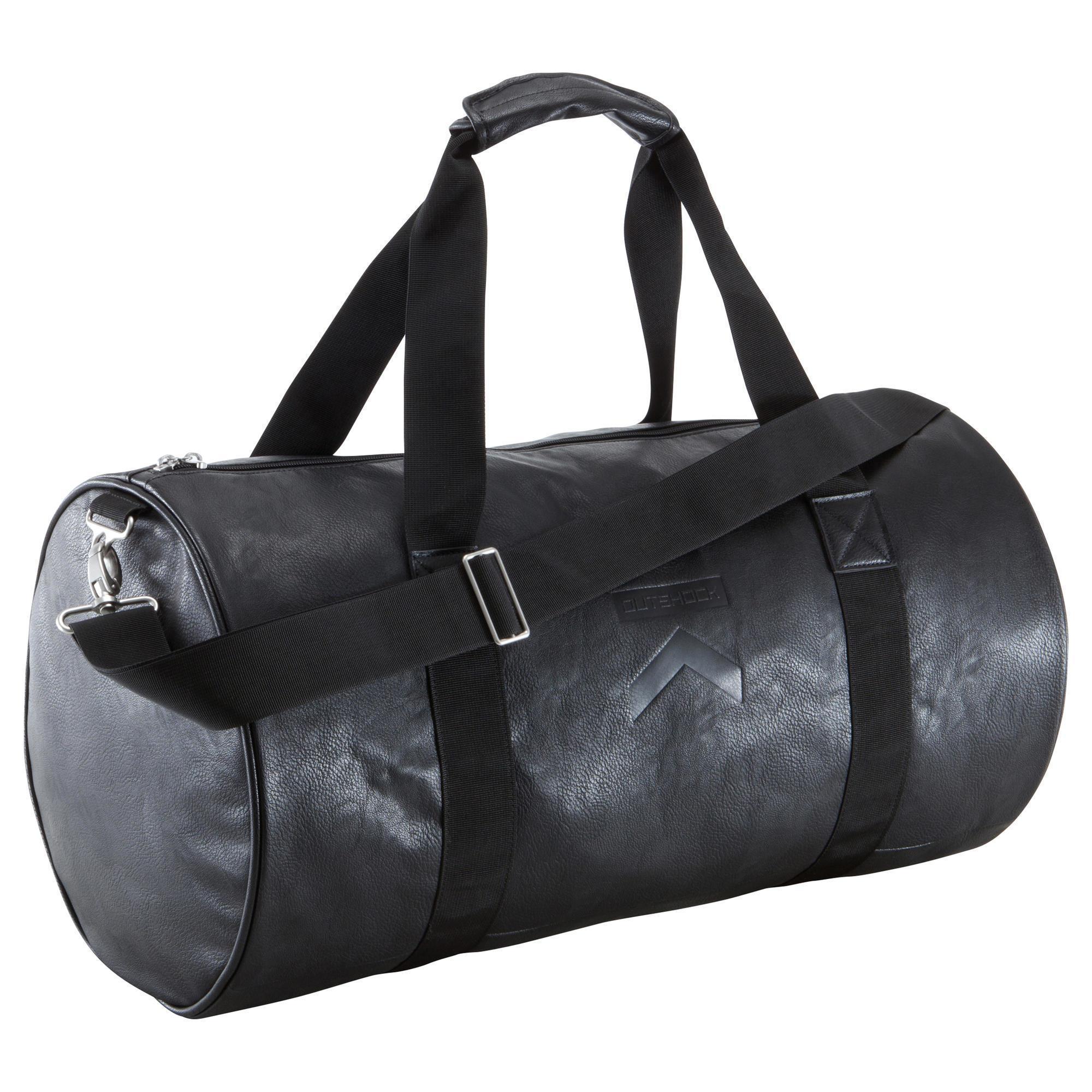 sac sports de combat 45 l noir domyos by decathlon. Black Bedroom Furniture Sets. Home Design Ideas