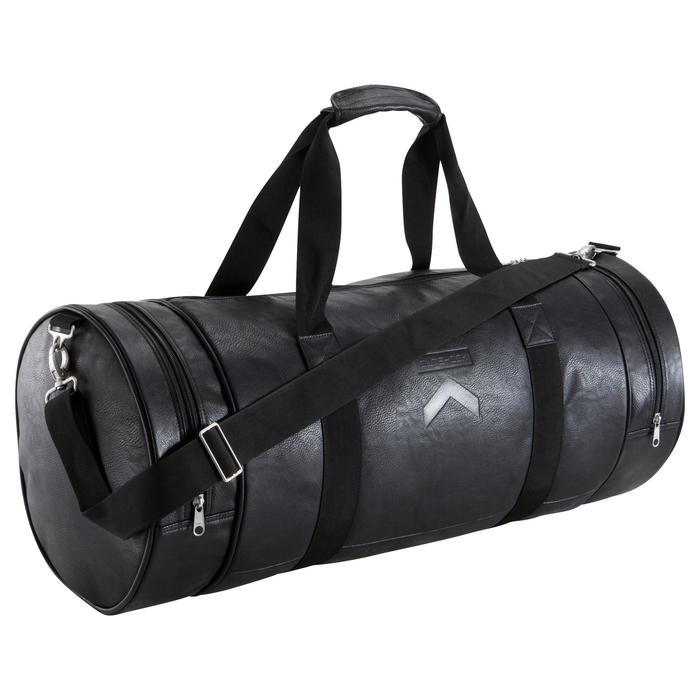 Vechtsporttas 60 l zwart