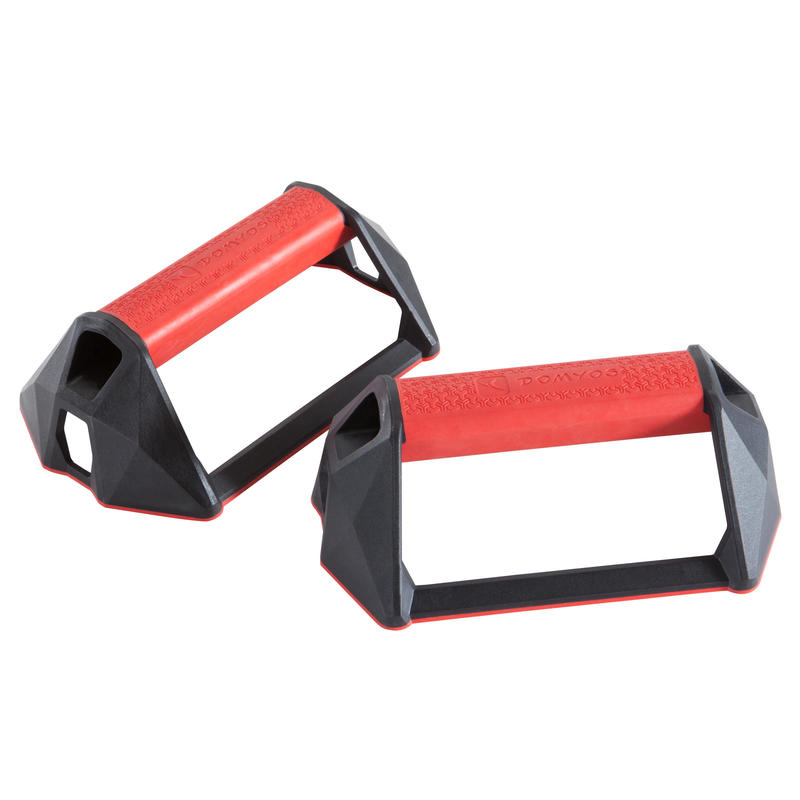 Agarraderas para flexiones CrossTraining PUSH UP BARS