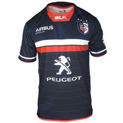 Rugbyshirt kinderen thuisshirt Stade Toulousain blauw/rood - 1030251