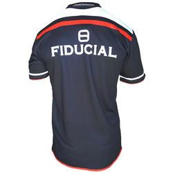 Rugbyshirt kinderen thuisshirt Stade Toulousain blauw/rood - 1030253