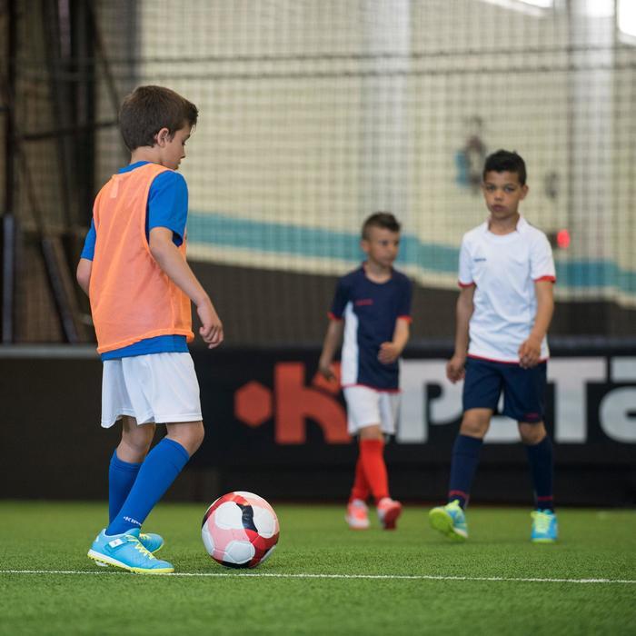 Kids' Team Sports Football Bib - Yellow - 1030781