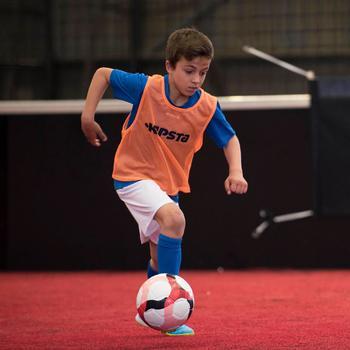 Kids' Team Sports Football Bib - Yellow - 1030782