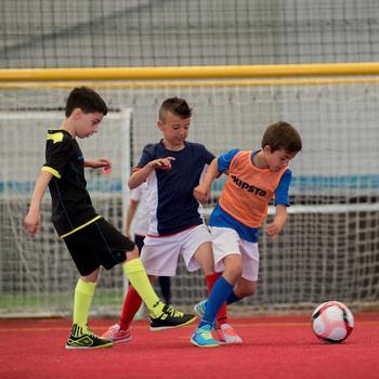 Peto deportes colectivos niños naranja