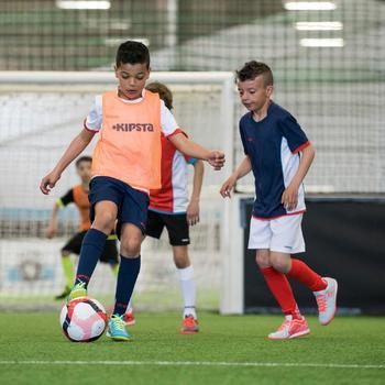 Kids' Team Sports Football Bib - Yellow - 1030791