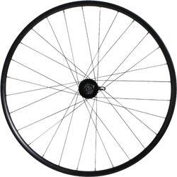 MTB Hinterrad 27,5 × 19cl Doppelwandfelge Scheibenbremse Kassette schwarz