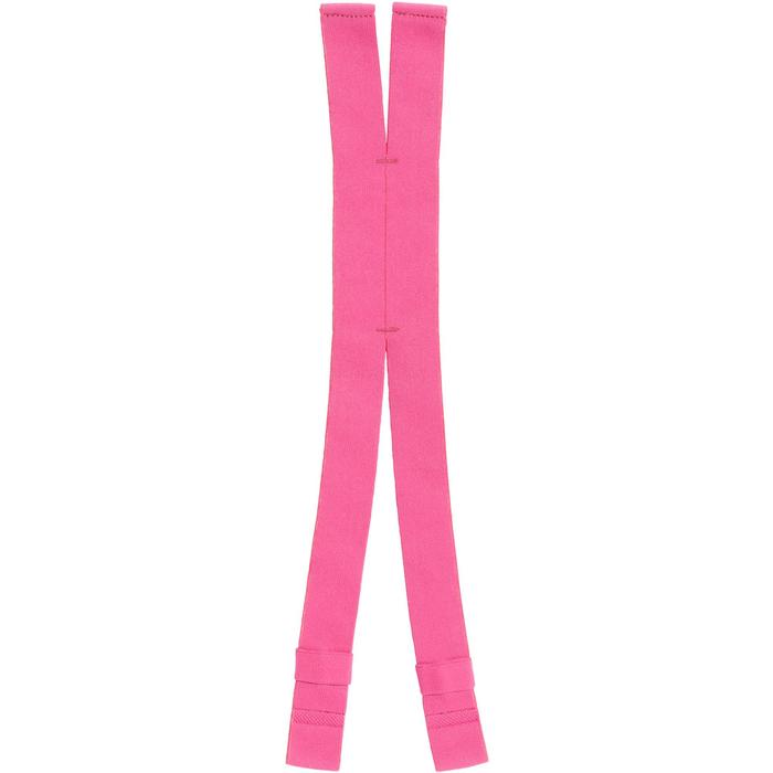 Strap voor Easybreath-snorkelmasker roze