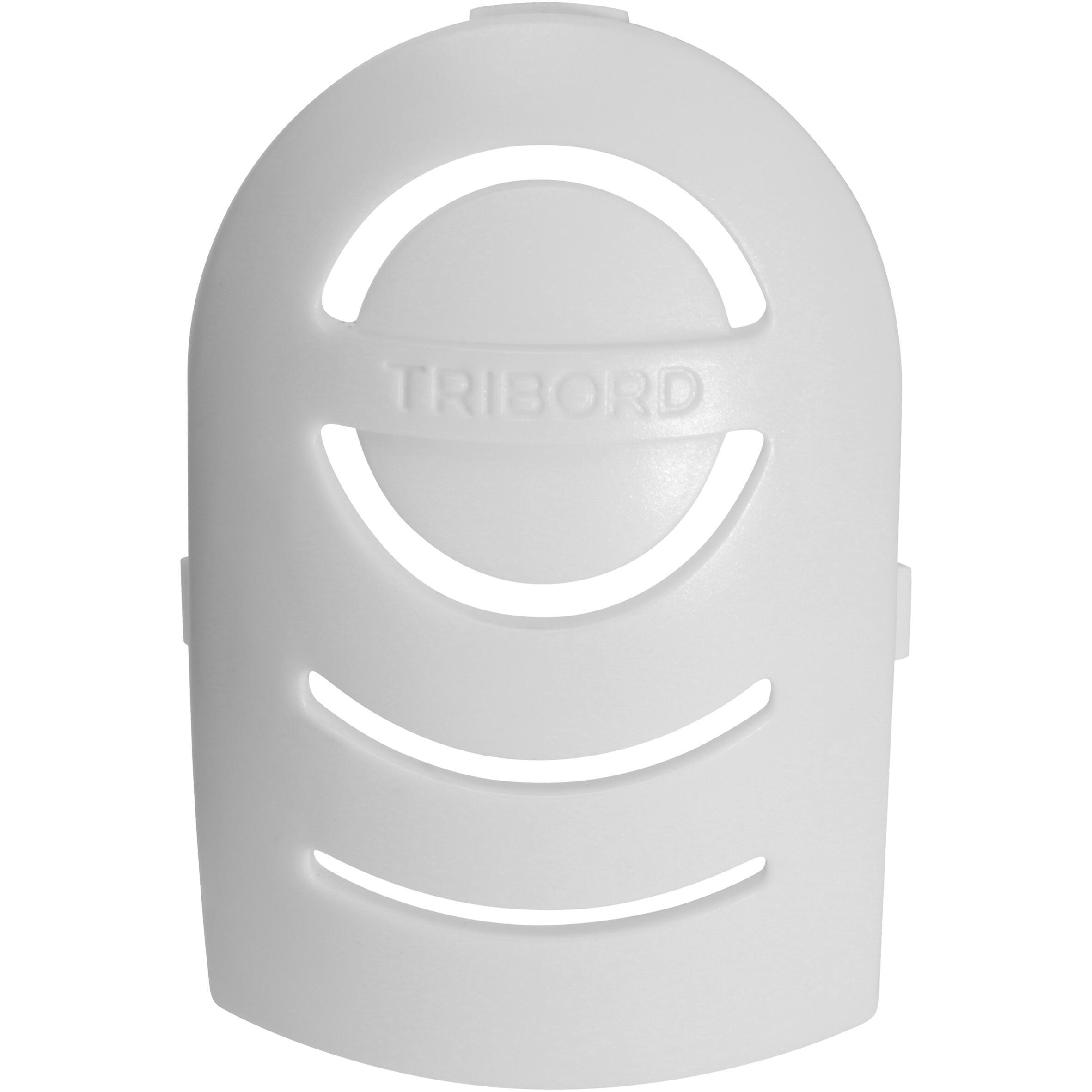 Subea Wit kapje voor Easybreath-snorkelmasker kopen