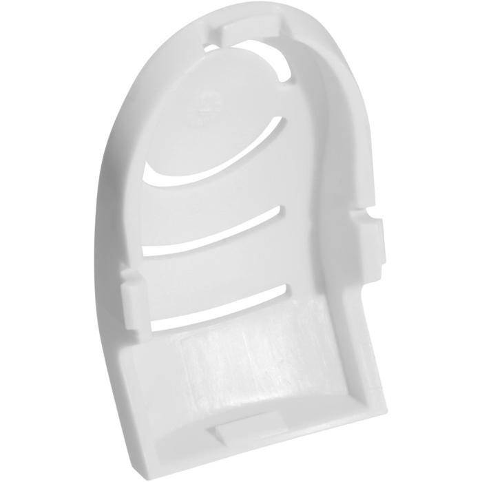 Wit kapje voor Easybreath-snorkelmasker