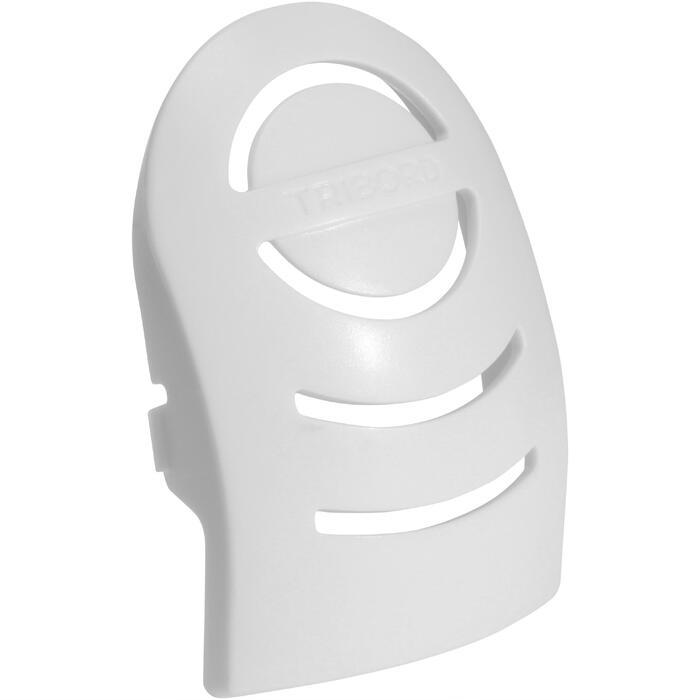 Beschermkap voor snorkelmasker Easybreath V1 wit