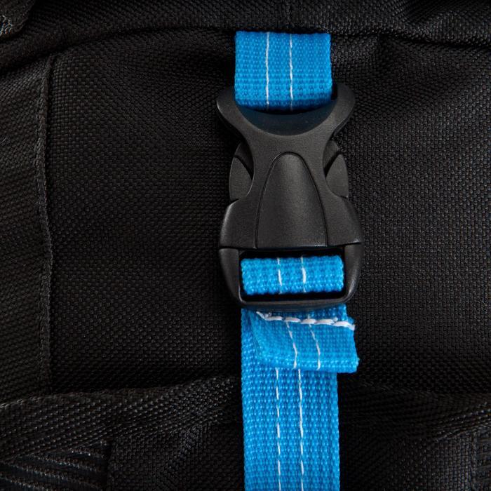 Sac à dos roller POWERSLIDE FITNESS noir bleu - 1031115