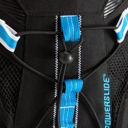 Inliner-Rucksack Powerslide Fitness schwarz/blau