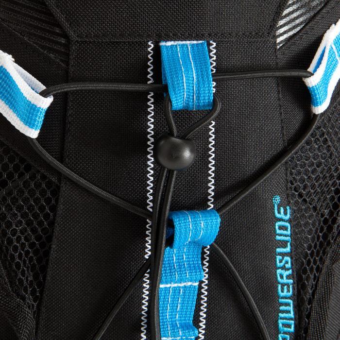 Sac à dos roller POWERSLIDE FITNESS noir bleu - 1031125