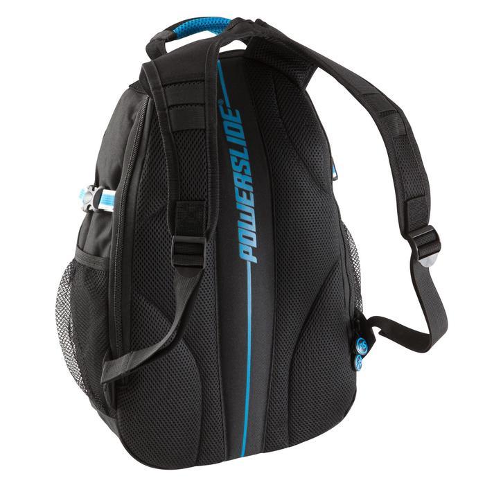 Skaterugzak Powerslide Fitness zwart/blauw
