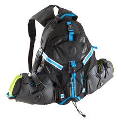 Skaterugzak Powerslide Fitness zwart/blauw - 1031147