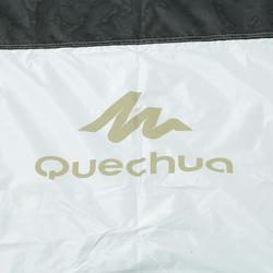Tür mit Fenster für Quechuazelt 3×3m Fresh
