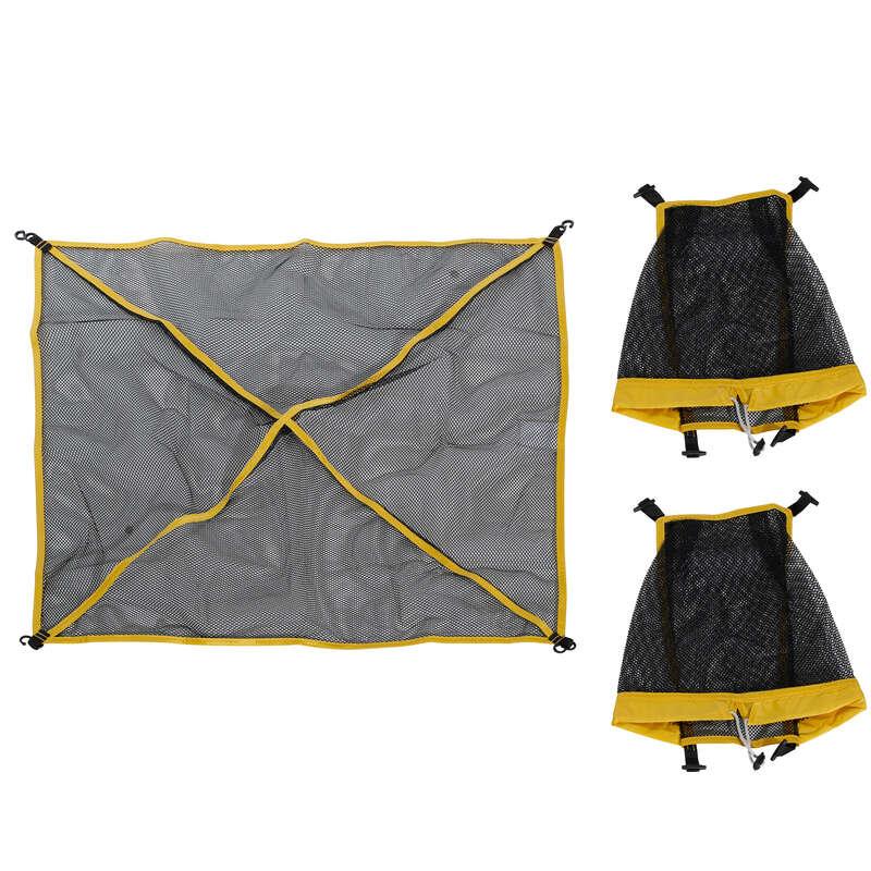 PIESE SEPARATE CORT FAM/SEJUR /BAZĂ Drumetie, Trekking - Buzunare depozitare MSH LIVING QUECHUA - Camping