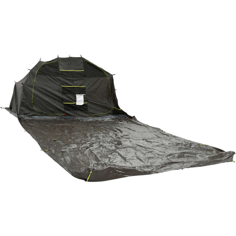SPARE PARTS FAMILY/BASE CAMP TENTS Camping - Room + Mat - Arpenaz 6.3 XL QUECHUA - Tent Spares and Repair