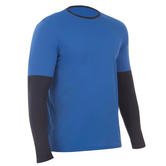 Sportshirt racketsporten Essential 100 thermic heren - 1031601