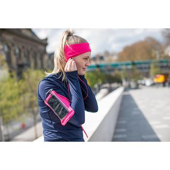 Sportarmband für Smartphones Running schwarz