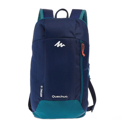 حقيبة Arpenaz 10 لتر للتنزه - أزرق