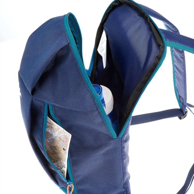 Balô leo núi dã ngoại Arpenaz 10L - xanh navy