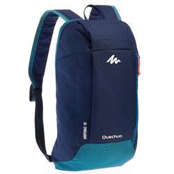 NH100 10L Day Hiking Backpack-Blue/Orange