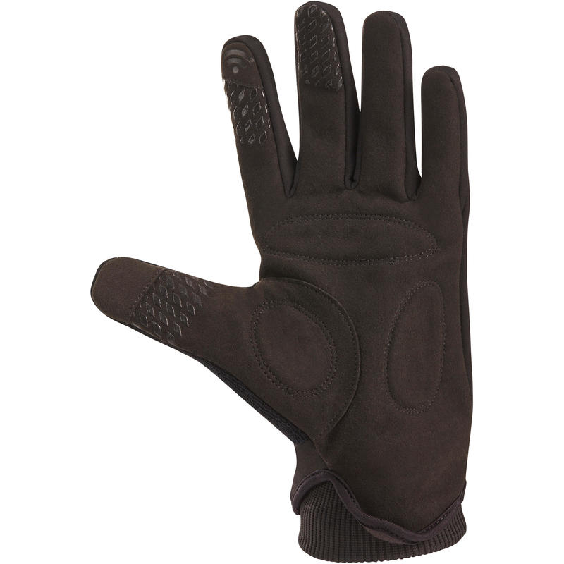 RC 500 Thermal Cycling Gloves - Black