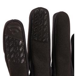 Fietshandschoenen 500 W zwart