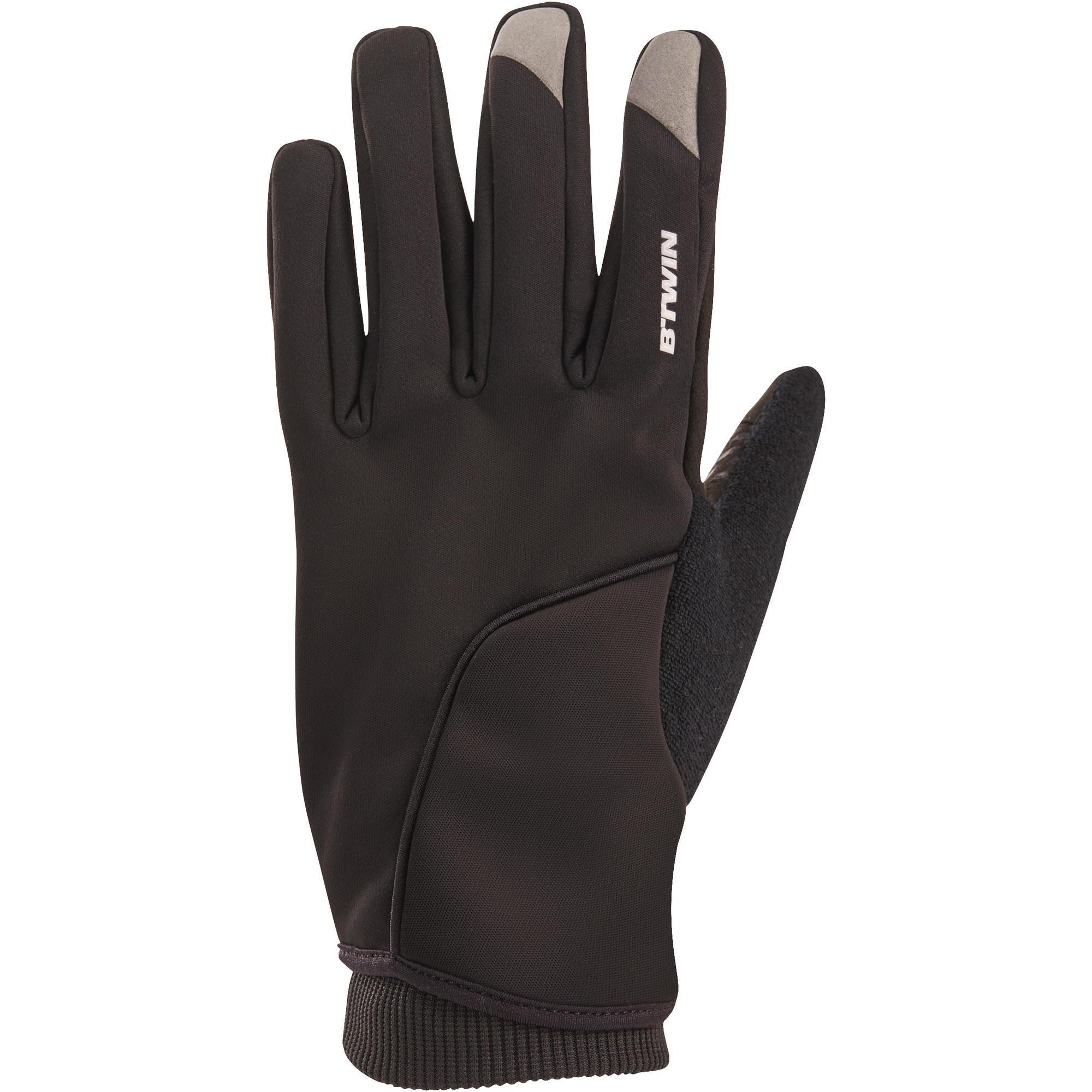 Fahrradhandschuhe 500 kühles Wetter | Accessoires > Handschuhe > Sonstige Handschuhe | Triban
