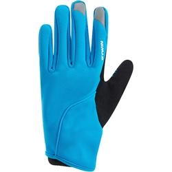 500 Winter Cycling Gloves - Black
