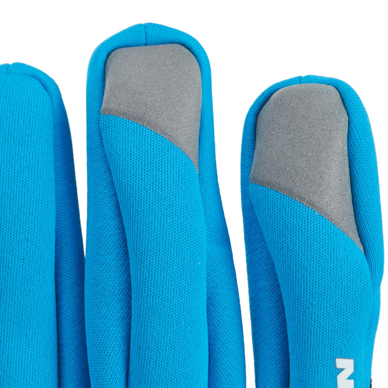 500 Winter Cycling Gloves - Blue