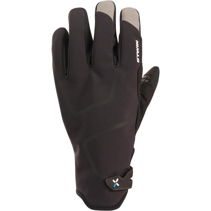 Fietshandschoenen 900 winter zwart